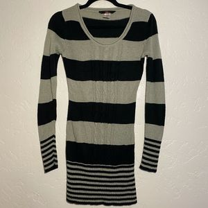 1955 Vintage sweater dress, see description.